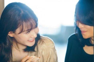 トリンドル玲奈の母親の顏画像は?美人と雑誌「with6月号」の初共演で話題に。